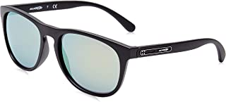 ارنيت نظارة شمسية ، مربع ، للنساء ، ازرق ، 0AN4245 01/8N 56