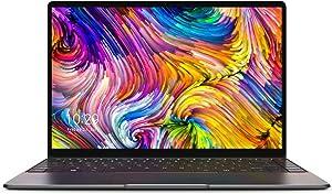 CHUWI GemiBook 13 inch Windows 10 Intel Celeron J4115 12GB RAM 256GB SSD Laptop,Quad Core,Thin and Lightweight Notebook with Backlit Keyboard Type-C 2.4G/5G WiFi,BT 5.1 up to 1TB SSD