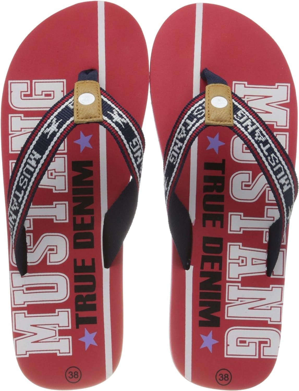 Max 59% OFF Mustang Women's Ranking TOP6 Flip Sandals Flop