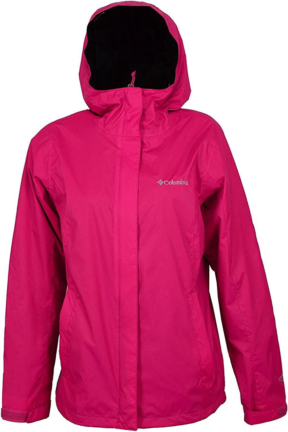 Columbia Timber Pointe OmniTech Womens Waterproof Jacket Pink