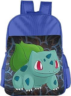 Bulbasaur Children's Bags Kid School Bag Boy Girl Backpack