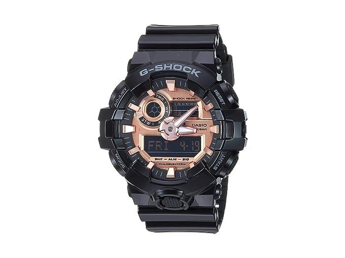 G-Shock  GA700MMC-1A (Black) Watches