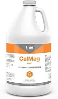 Organic Cal-Mag OAC Plant Nutrient Supplement by True, Gallon (128 oz)