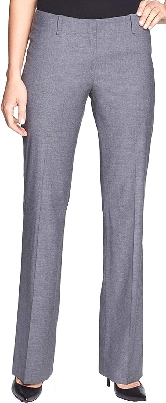 HUGO BOSS Women's 'Tulia4' Trousers (Grey, Size 8US)