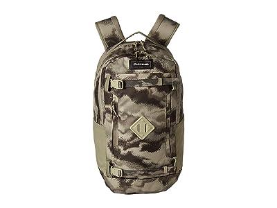 Dakine URBN Mission 23L Backpack (Ashcroft Camo) Backpack Bags