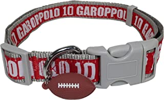 NFLPA JERSEY HOODIE COLLAR BANDANA for DOGS & CATS. Biggest selection of Sports Football Pet Apparel & Accessories Licensed by the NFLPA. 12+ NFL TEAMS Available!