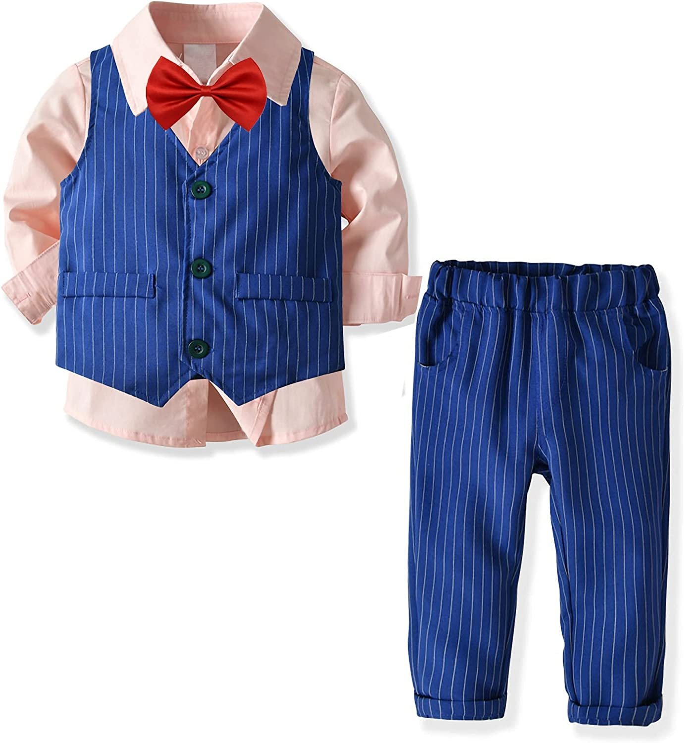 Technorox Boys Gentleman Suits Long Button OFFicial Sales of SALE items from new works Shirts Sleeve + Down