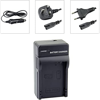 DC Battery Charger for Canon LC LP E8