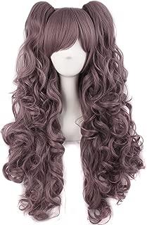 grey lolita wig