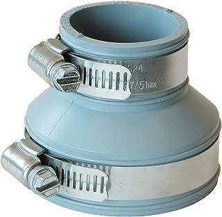 Fernco Inc. PDTC-215 Pipe Couplings, 2-Inch