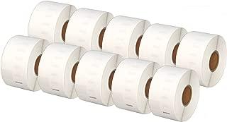 5 x 1000 unidades Herlitz Rolle Etiquetas de precio de 0.5 euro