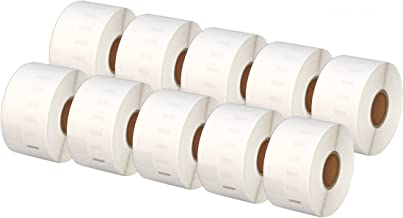 1 Go Inks Rouleau d/étiquettes compatible /à remplacer Dymo Seiko 99012 /étiquettes: 260, Taille: 36 x 89 mm