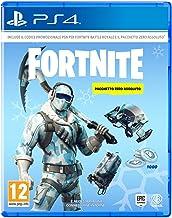 Fortnite: Deep Freeze Bundle Italian Box multi language in game(PS4) (PS4)
