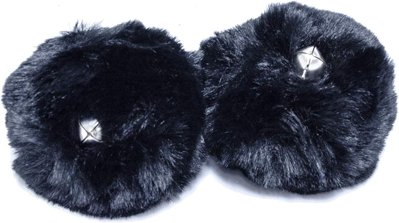 (Black) - Sure-Grip POM POMS