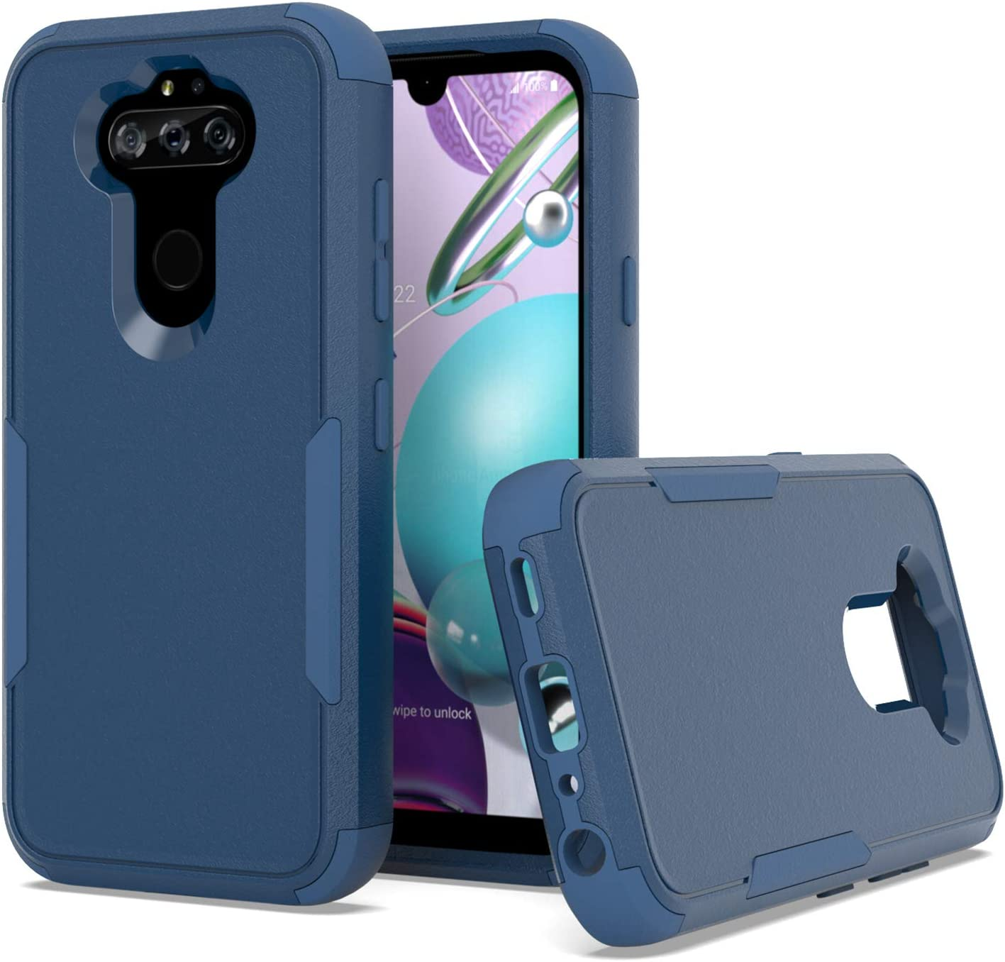 KWEICASE 2 in 1 Cell Phone 5 Max New item 67% OFF for LG Case Aristo K31