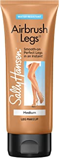 Sally Hansen Air Brush Legs Medium Lotion, 4.0 Ounce (Pack of 1)