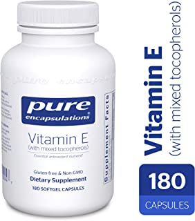 pure encapsulations l glutamine capsules