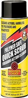 Shooter's Choice Polymer Safe Quick Scrub Aerosol Can, 12 oz