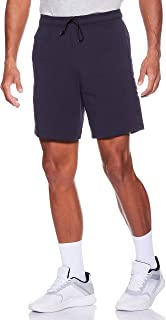 adidas mens E LIN SHRT SJ SHORTS, Color: White, Size: M