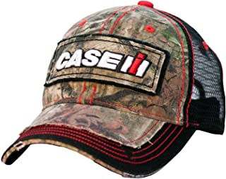 Youth Distressed Camo Mesh Back Hat - Officially Licensed