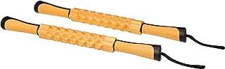 AmazonBasics Sports Massage Muscle Roller, Set of 2