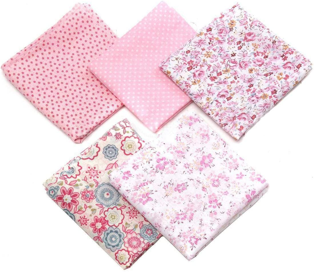 2021 autumn and winter new Quilting Fabric Gece 5pcs 20