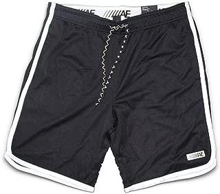 American Eagle Men's AE Active Flex Mesh Basketball Jogger Shorts (Large) Black AEO