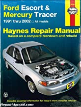 H36020 1991-2002 Ford Escort and Mercury Tracer Automobile Repair Manual by Haynes