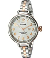 Shinola Detroit - The Birdy 34mm - 20001100