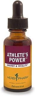 Herb Pharm Athlete's Power Liquid Herbal Formula for Energy and Vitality - 1 Ounce