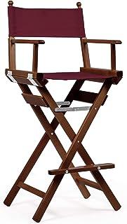 Hocker Regiestuhl Niedriger Stuhl Faltbar Arbeitsstuhl Haushalt Massivholz,A
