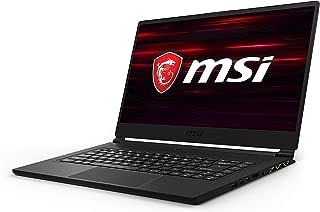 CUK GS65 Stealth Ultra Thin & Light Gaming Laptop (Intel i7-8750H, 32GB RAM, 1TB NVMe SSD, NVIDIA GeForce RTX 2070 8GB Max-Q, 15.6