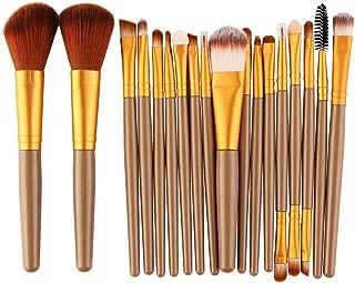6/15/18Pcs Makeup Brushes Tool Set Cosmetic Podwer Eye Shadow Foundation Blush Blending Beauty Make Up Brush,JJ 5444