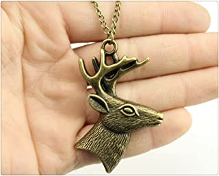 antique silver tone 63 70cm chain long necklace 71mm big dragonfly pendant necklace
