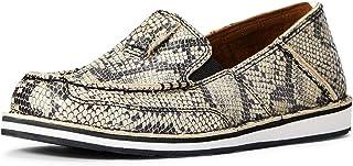 حذاء حريمي من ARIAT بتصميم ثعبان كروزر بمقدمة مغلقة - 10034138