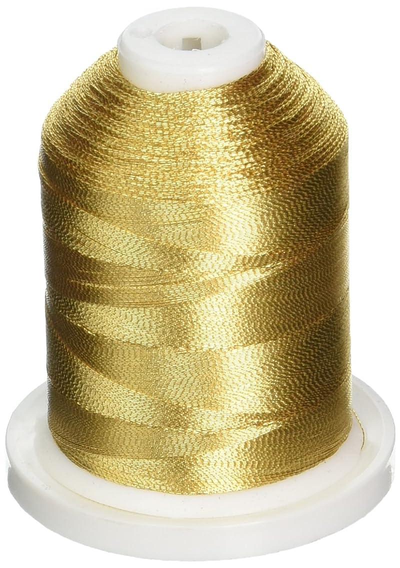 Robison-Anton 10M-1003 Robison Anton J Metallic Thread, 1000-Yard, Gold