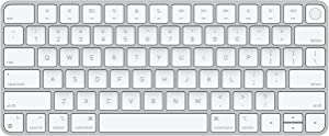 Apple Magic Keyboard with Touch ID (for Mac Computers with Apple Silicon) - US English - Silver