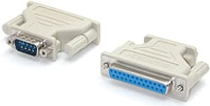 StarTech.com DB9 to DB25 Serial Adapter - M/F - Serial adapter - DB-9 (M) to DB-25 (F) - AT925MF