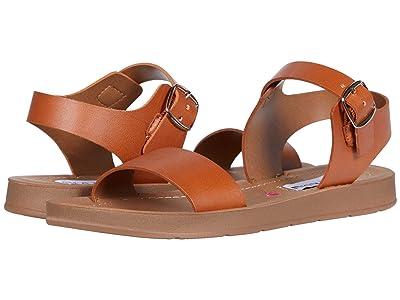 Steve Madden Kids Jprobler (Little Kid/Big Kid) (Cognac) Girls Shoes