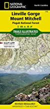 Linville Gorge, Mount Mitchell [Pisgah National Forest] (National Geographic Trails Illustrated Map, 779) PDF