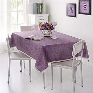 Élégant et luxueux Nappe décorative imitation dentelle dentelle table gastronomie couverture couverture de table décoratio...
