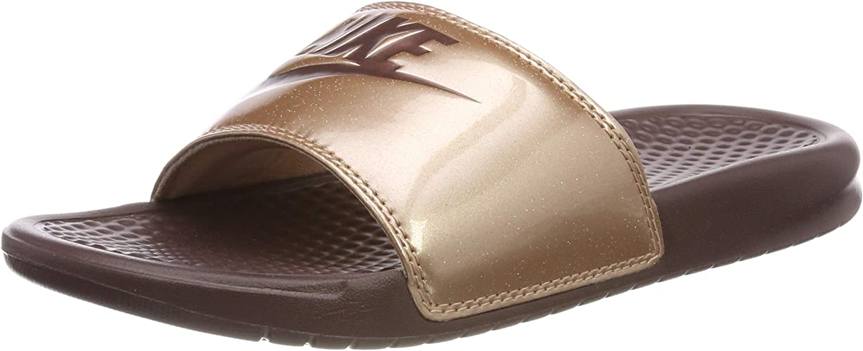 Nike Wmns Benassi Jdi Print, Sandale de diapositive femme