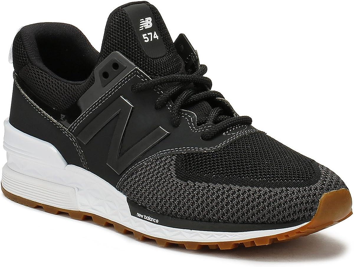 New Balance Schuhe MS 574 Magnet-Grey (MS574EMK) 45 Schwarz ...