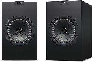 بلندگوهای قفسه کتاب KEF Q350 (جفت ، سیاه)
