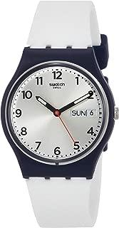 Men's GN720 Analog Display Quartz White Watch