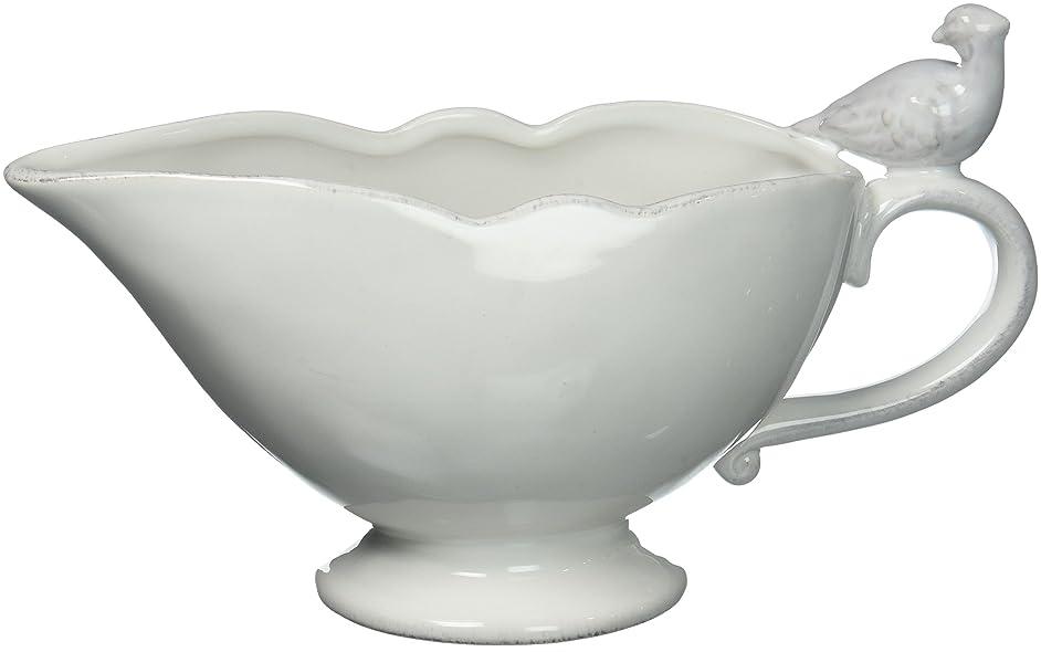 Transpac Pheasant Gravy Bowl