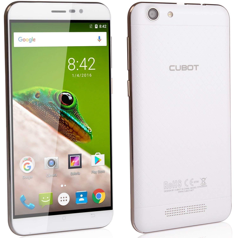 CUBOT Dinosaur - Smartphone Libre 4G Android 6.0 (Pantalla táctil ...