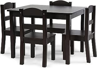 childrens wooden dinner set