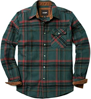 ll bean flannel lined shirt