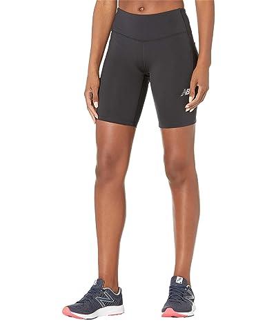 New Balance Impact Run Fitted Shorts (Black) Women